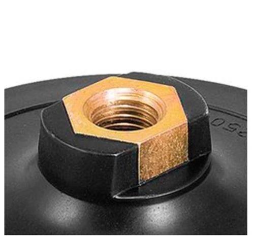 Disco Pvc Lixadeira 4.1/2 Pol. Com Sistema Fixa Fácil Vonder