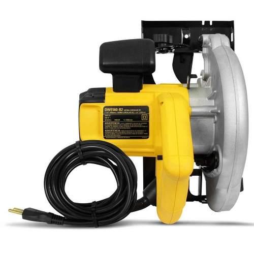 Serra Circular Dewalt 7.1/4 184mm 1400w 220v Dwe560b2