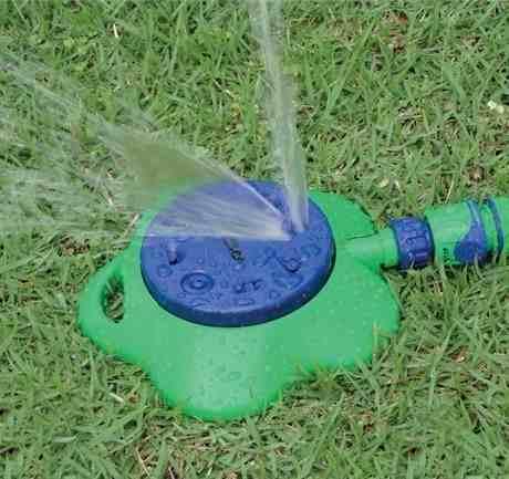 Aspersor 8 Jatos E Base Irrigação Amanco Campo Jardim Horta