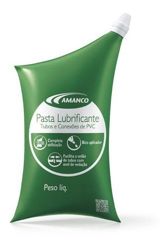 Pasta Lubrificante Esgoto Série Normal Amanco 300g