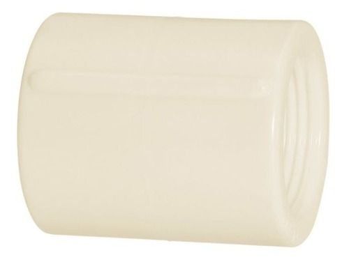 Kit 10 Luva Roscável Pvc Branco 1/2'' 11734 Amanco