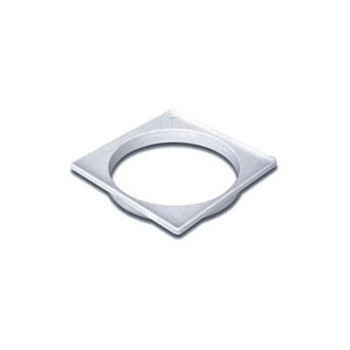 Amanco Porta Grelha Quad Dn 150 Cinza - Pacote C/10 Unid