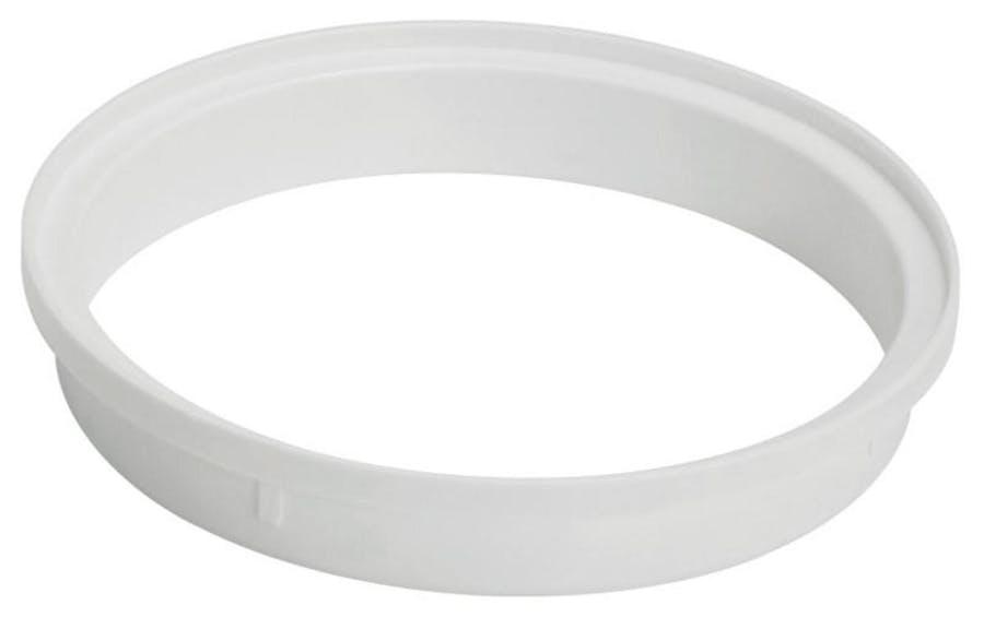 Amanco Porta Grelha Redonda Dn 150 Branco - Pacote C/10 Unid