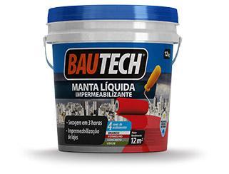 Bautech Manta Líquida Branca 4kg