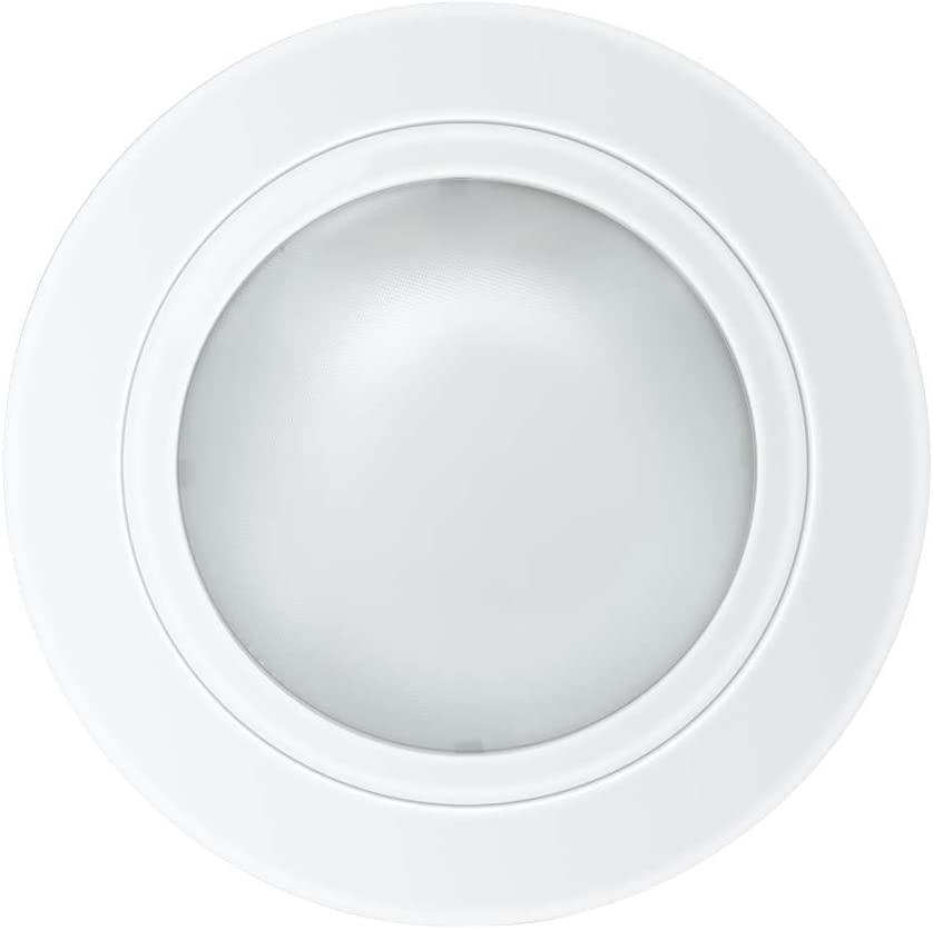 Luminaria Embutir Redonda Fosco Alumbra