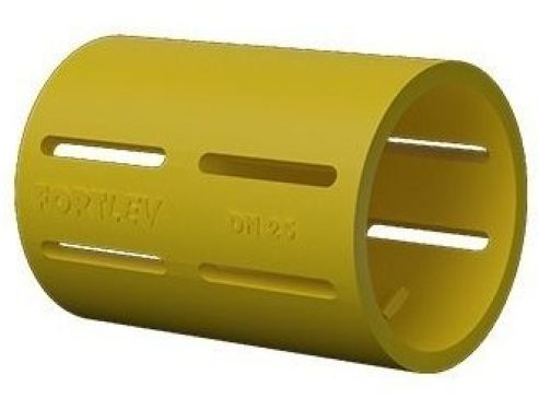 Kit 20 Luva Pressão Eletroduto Corrugado Fortlev 20mm 1/2''