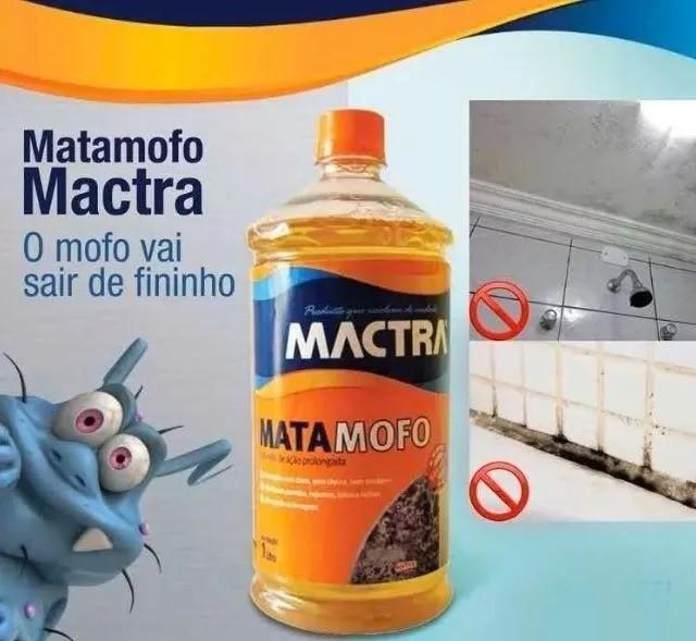 Mata Mofo Mactra 1 Litro - Mofo Não Volta