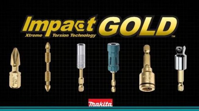 Ponta Bit De Torção Ph1 Impact Gold 50mm 2 Pçs Makita B28167