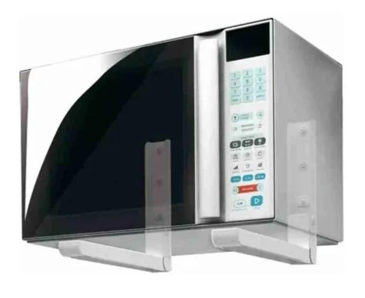 Primetech suporte microondas/forno unv