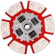 Disco de Cerâmica Embreagem VW Motor AP 6 Pastilhas Com Molas