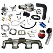 Kit Turbo Padaria GM Opala 6 Cilindros Carburado 2E s/ Turbina