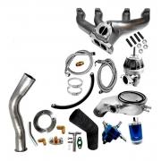Kit Turbo VW Motor AP Básico Carburado sem Turbina