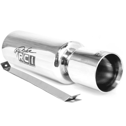 Abafador Esportivo Inox Corpo 5 / Encaixe 2½ Rci248