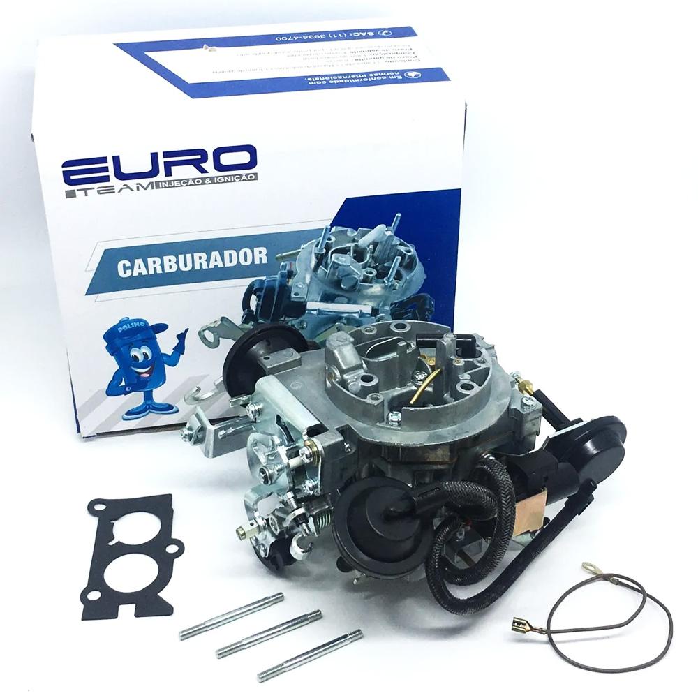 Carburador 2E Gasolina Novo VW Motor AP Gol Parati Voyage