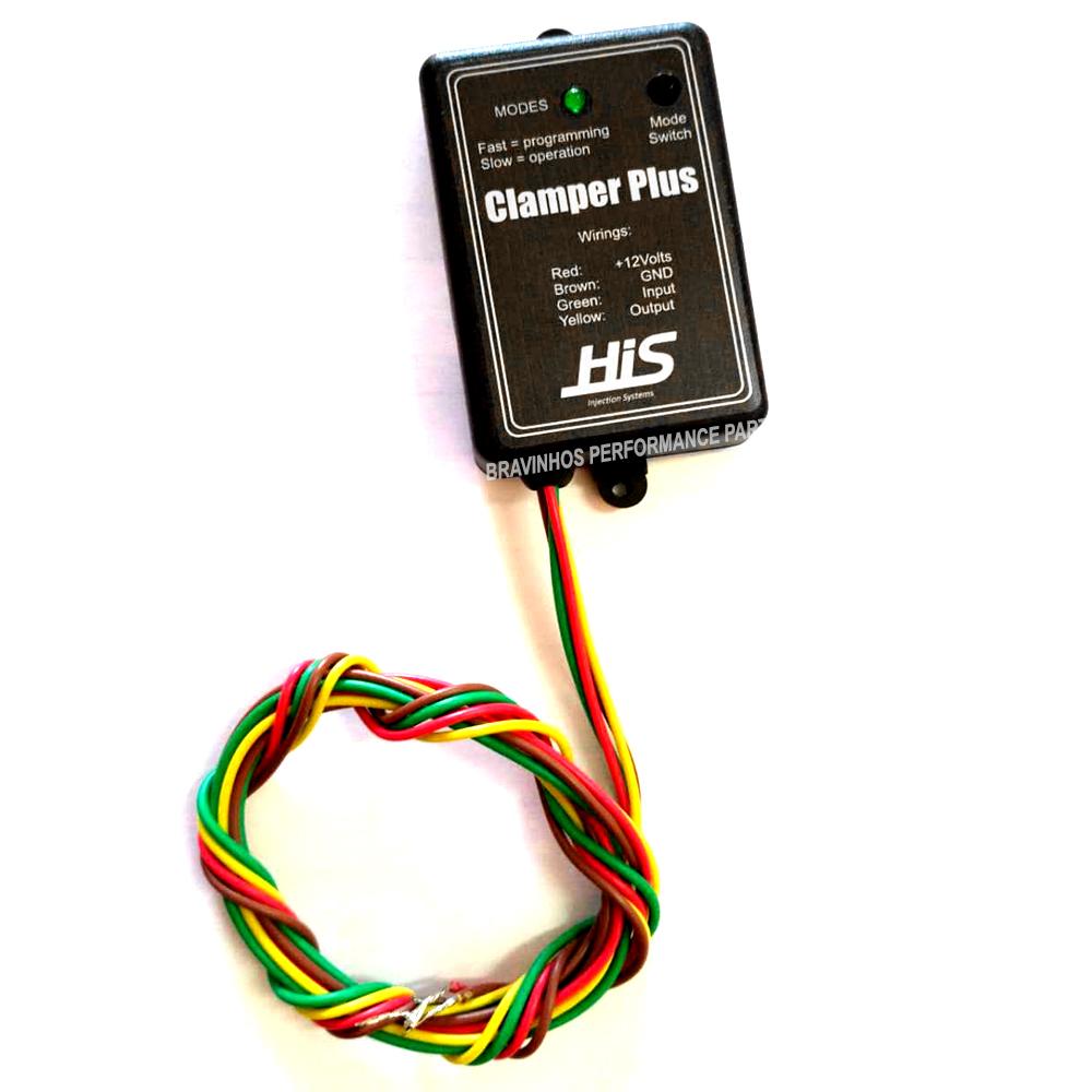 Clamper HIS Plus Módulo p/ Acelerador Eletrônico em Motor Turbo