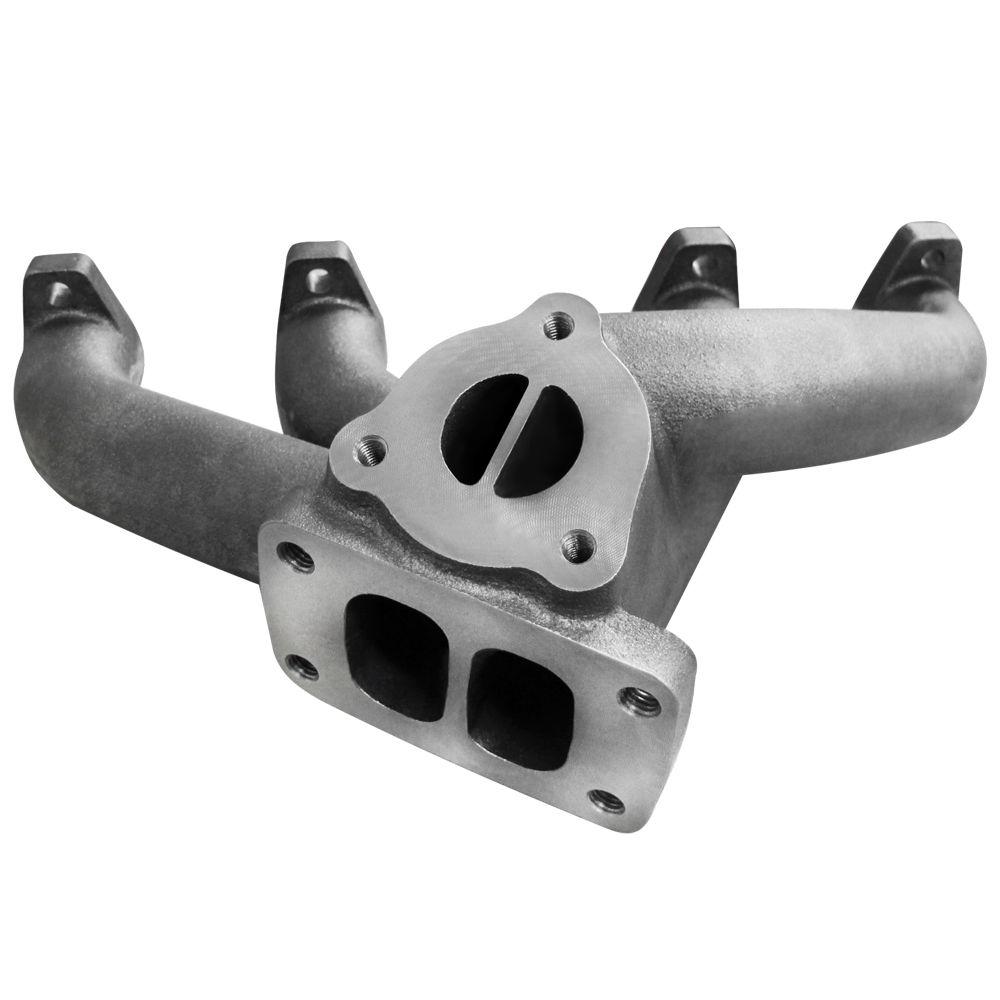 Coletor de Escape Turbo VW Motor AP Pulsativo Farol