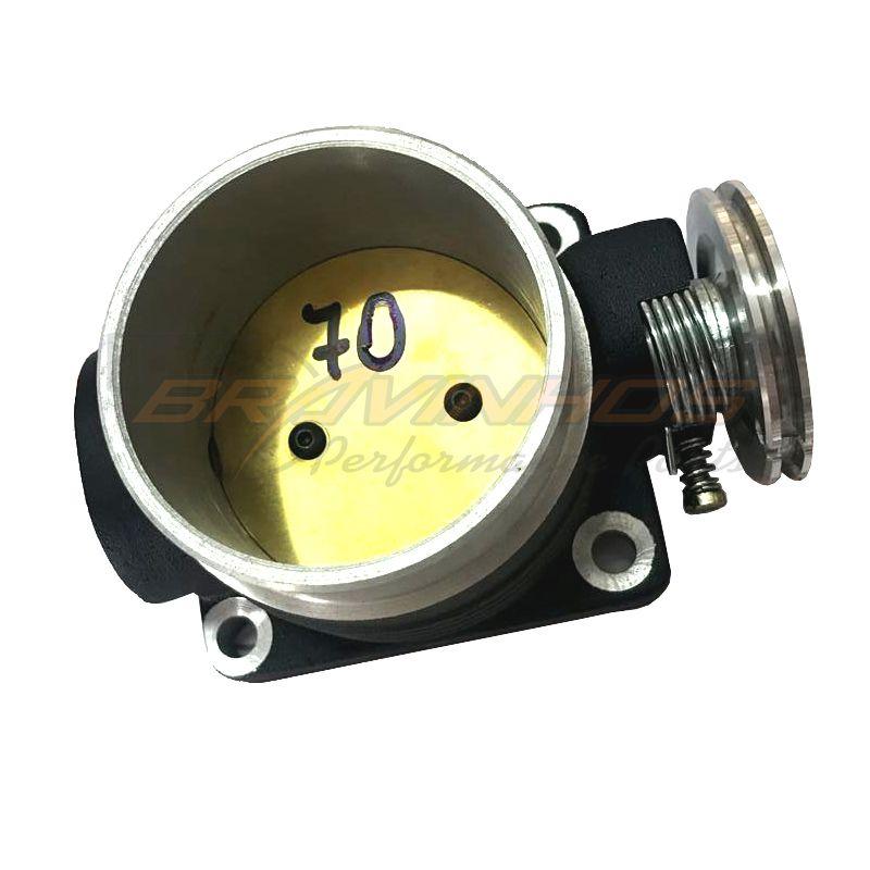 Corpo de Borboleta TBi Injeção Eletrônica Turbo 70mm