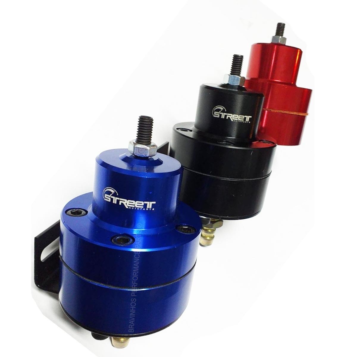 Dosador De Combustível Injeção Hpi Street Turbo Alumínio Suporte