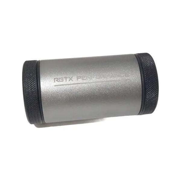 """Filtro de Combustível Lavável RGTX 80 Microns Rosca 3/8"""""""