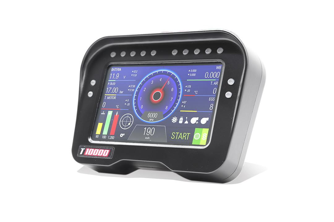 """Injepro T10000 Injeção Programável Tela Touch 5"""" Chicote 3 mts"""