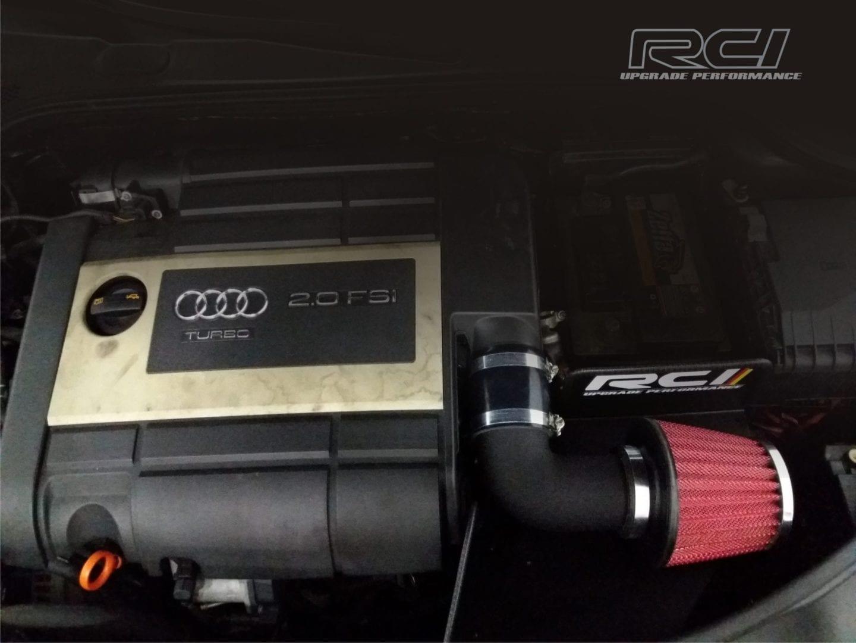 Kit Air Intake Audi A3 Sportback 2.0 FSi 2006 a 2009