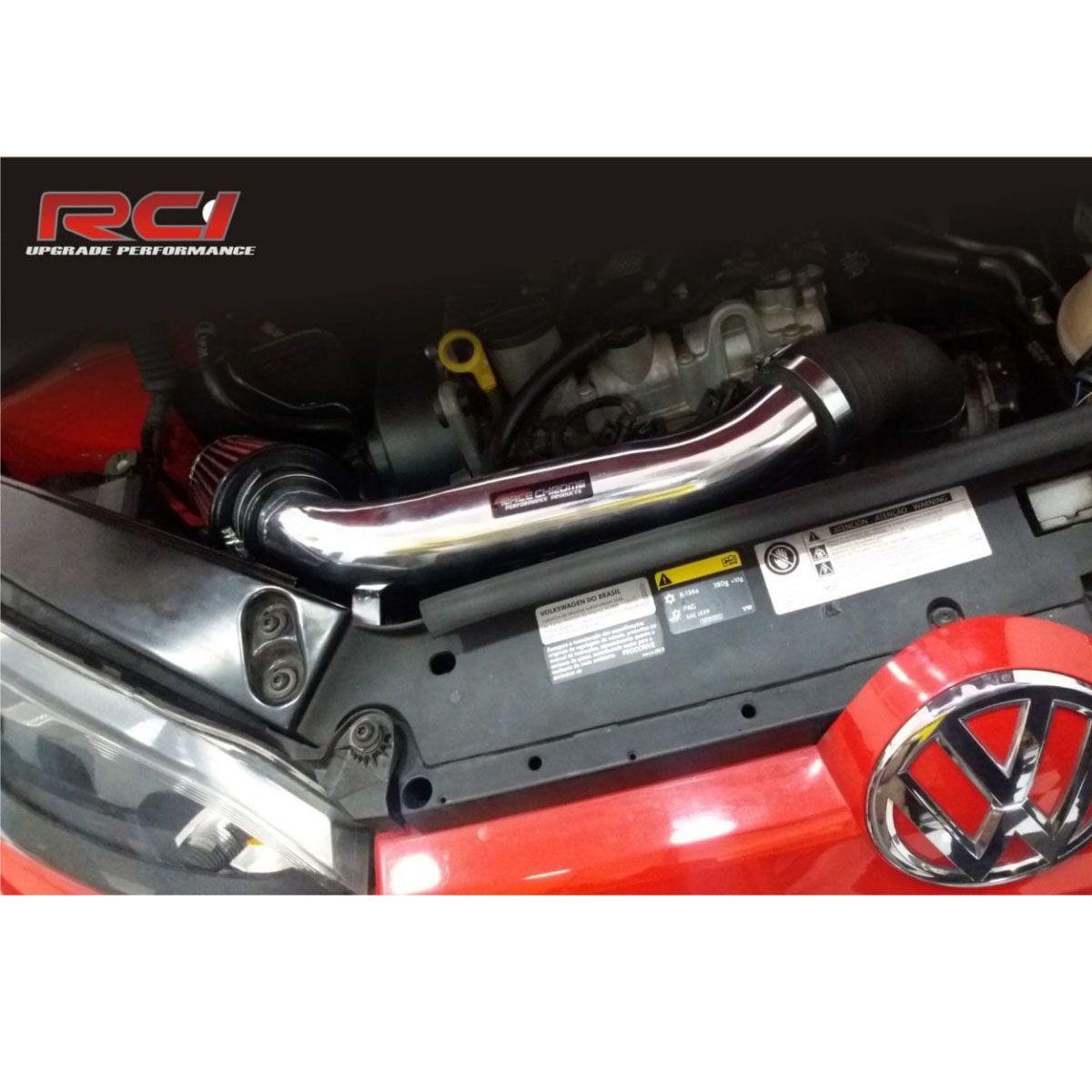 Kit Intake Air Cool Filtro VW UP 1.0 MPi RC213