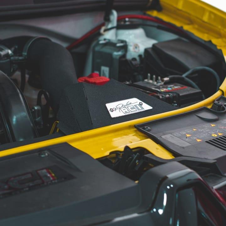 Kit Intake Air Filtro Esportivo Renault Sandero RS 2.0 16v