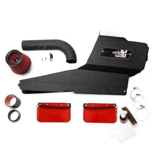 Kit Intake Cold Air Filtro Esportivo Race Chrome VW Golf GTi 2014 a 2021