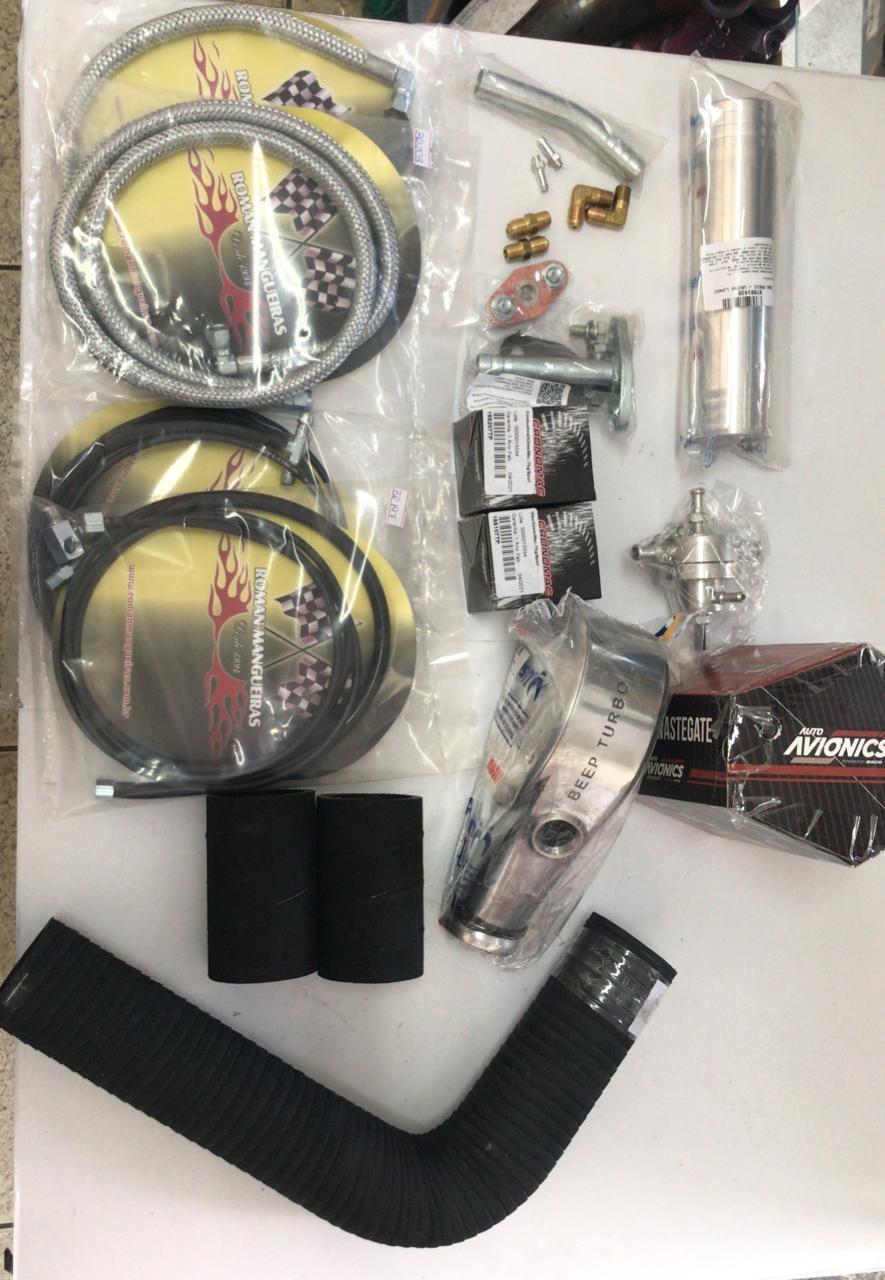Kit Parcial Chevette S/Turbina