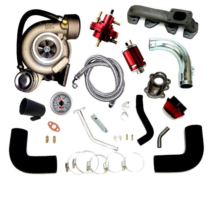 Kit Turbo Fiat Uno Palio Fire 1.0 1.4 8v com Turbina T2