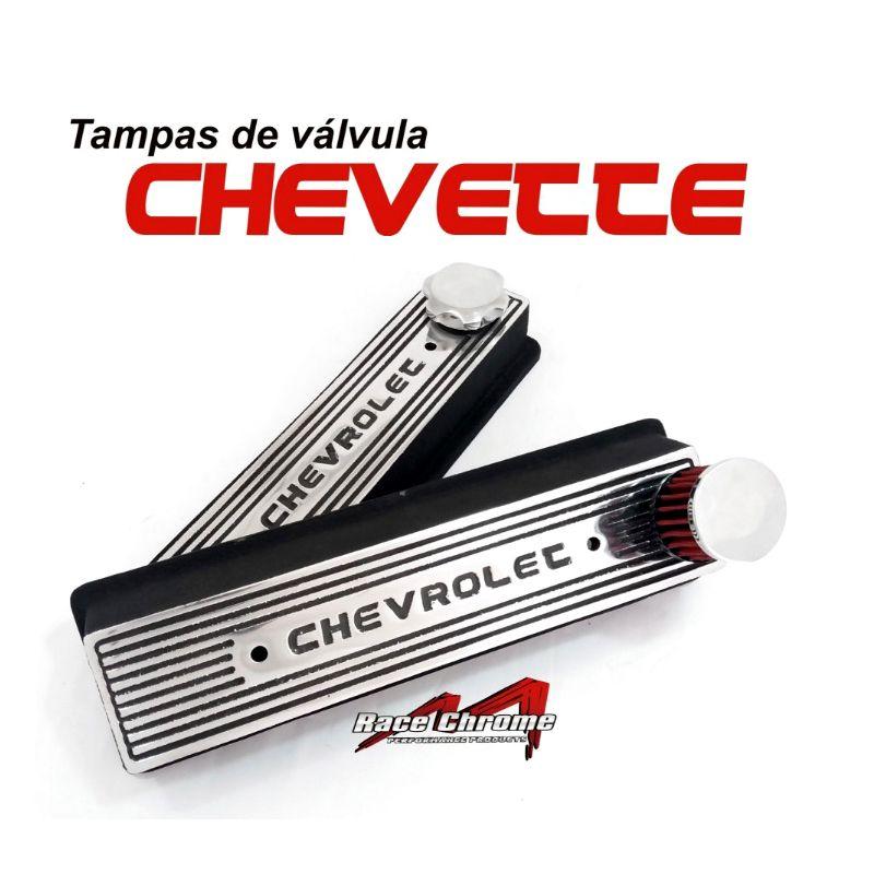 Tampa de Válvulas GM Chevette Race Chrome