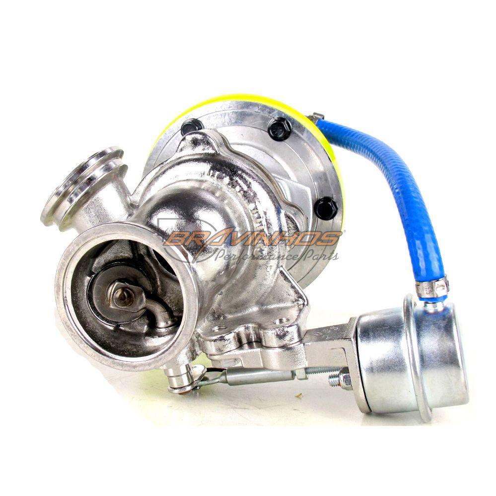 Turbina Auto Avionics Inox P/ Moto Turbo 1400