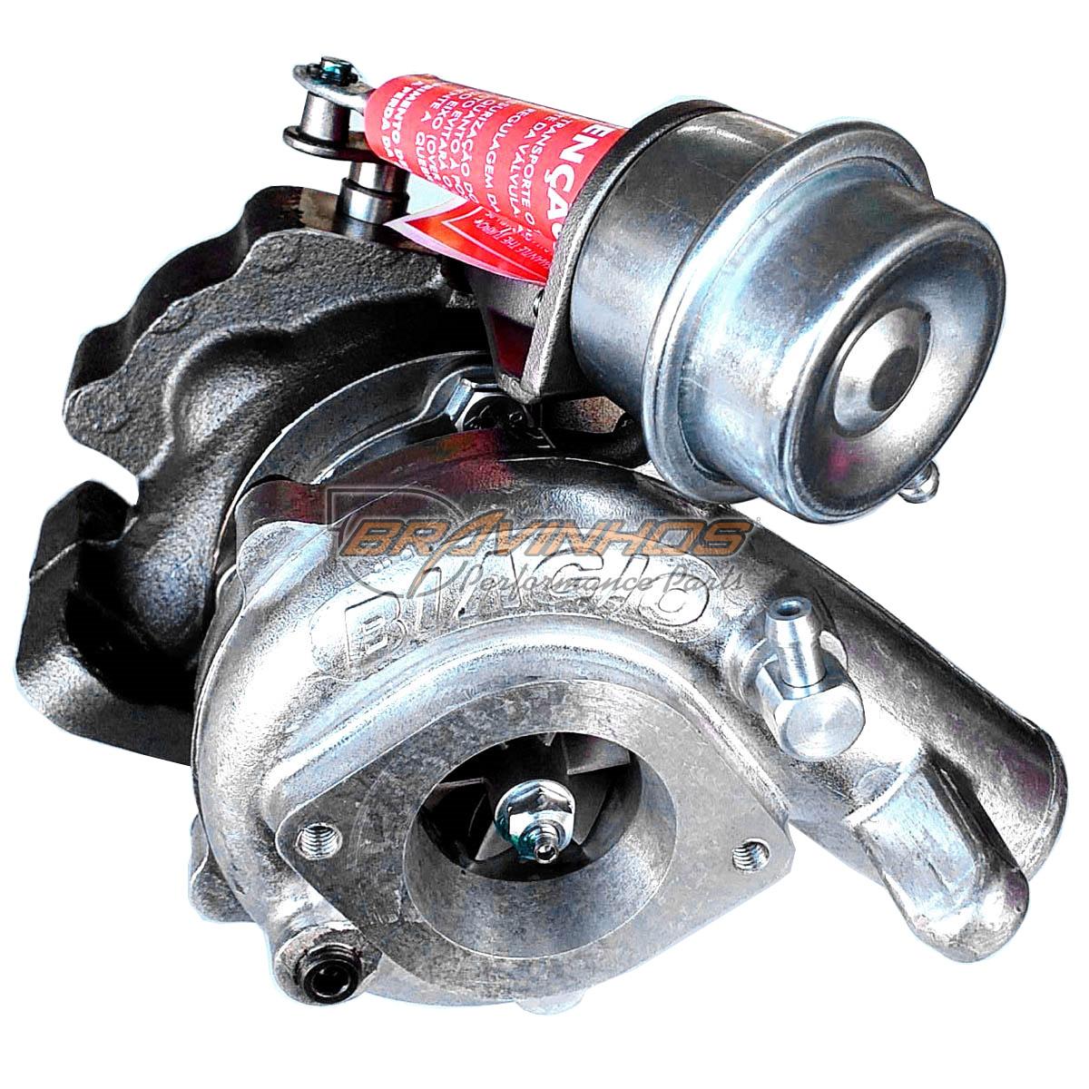 Turbina para Kit Turbo E-Drive Fiat Fire A1000BT