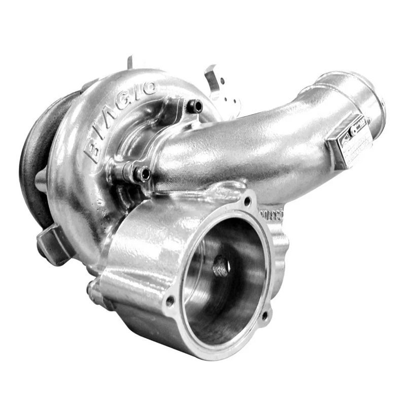 Turbina Upgrade Vw Jetta Fusca Audi Tsi 300cv Turbo Ea888 G3
