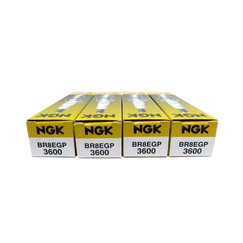 Velas de Ignição NGK G-Power Platinum BR8EGP Competição