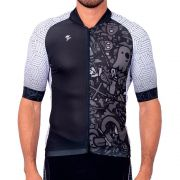 CAMISA DE CICLISMO CYCLE MONSTER MASCULINA