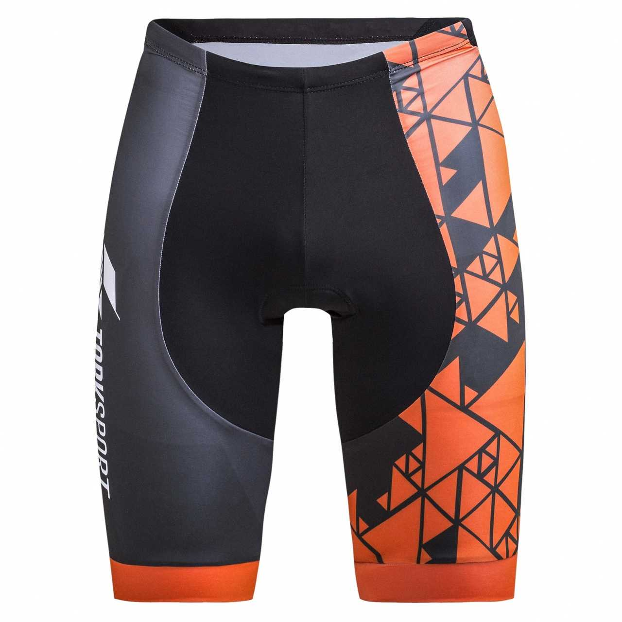 BERMUDA TRIATHLON MASCULINO (POWER ORANGE)