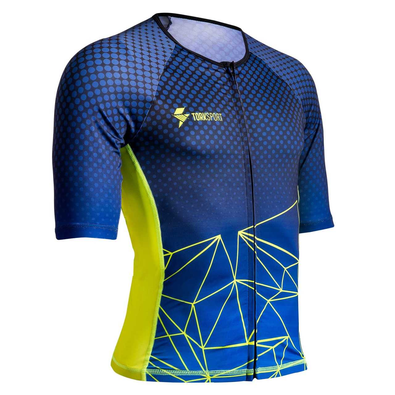 TOP COM MANGAS TRIATHLON MASCULINO - LIGHTNING
