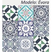 Évora - Kit 18 Adesivos 15x15 cm