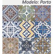 Porto - Kit 18 Adesivos 15x15 cm