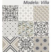 Villa - Kit 18 Adesivos 15x15 cm
