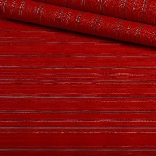 Papel De Parede Listrado Importado Vinílico - K936