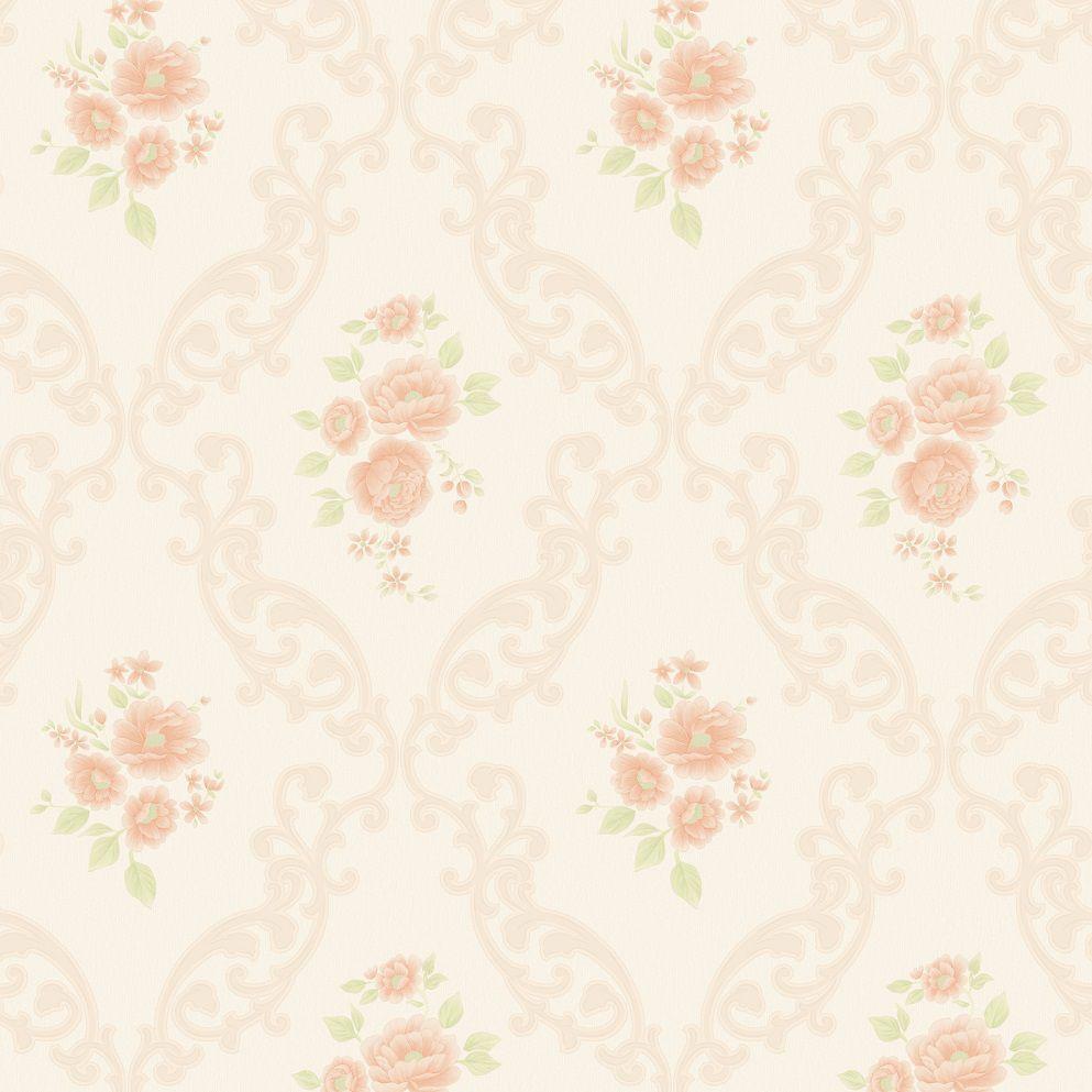 Papel de Parede Floral - Modelo LA5005