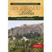 Descobrindo a Bíblia - Atos - livro do Aluno