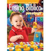Ensino Bíblico Kids - 0 a 12 meses - Ano 1 Trimestre 1 - Recursos Didáticos