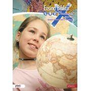 Ensino Bíblico Kids - 10 e 11 anos - Ano 1 Trimestre 1 - Revista do Aluno