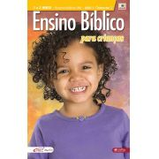 Ensino Bíblico Kids - 1 a 2 anos - Ano 1 Trimestre 2 - Recursos Didáticos