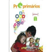 Pré primários 1 - Professor