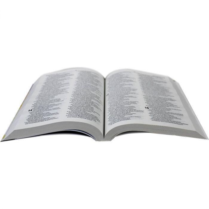 Bíblia Vencendo o medo