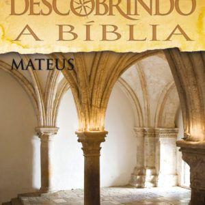 Coleção Descobrindo a Bíblia - Kit Mateus (1 do Líder + 10 de Aluno)